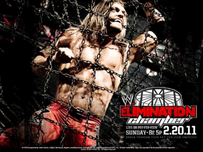 elimination chamber 2011. WWE: Elimination Chamber 2011